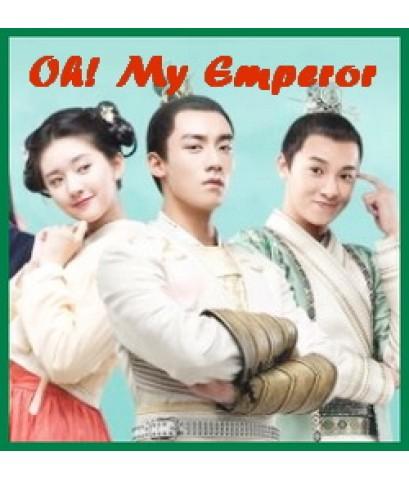 Oh! My Emperor โอ้ ฝ่าบาทที่รัก 4 DVD (42ตอนจบ) ซับไทย (จบ)