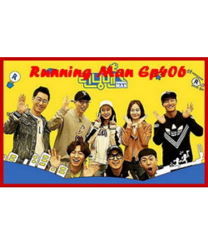 Running Man Ep.406 : 1 DVD [Sub Thai]