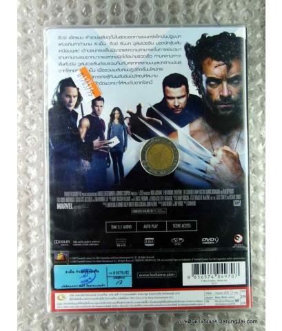 dvd หนัง x-men origins : wolverine thai / cat