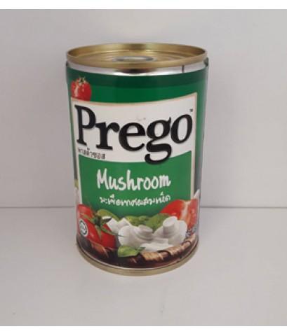 พรีโก้ พาสต้าซอสมะเขือเทศผสมเห็ด Prego Mushroom.