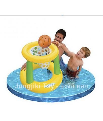 บาสเก็ตบอลเป่าลมเล่นในน้ำฺ Intex 56504