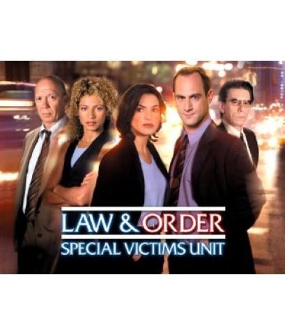 Law  Order: Special Victims Unit Season 1 DVD บรรยายไทย 11 แผ่นจบ