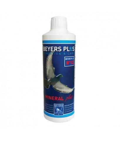 Beyers เบเยอร์ส มิเนอรัลพลัส ครบสารอาหารที่ไก่ชนต้องการ บรรจุ 400 ml.