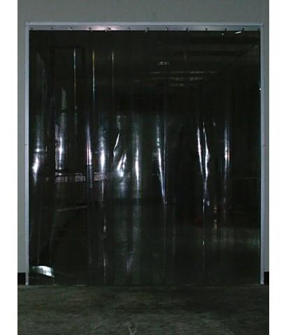 ม่านพลาสติก pvc strip curtain