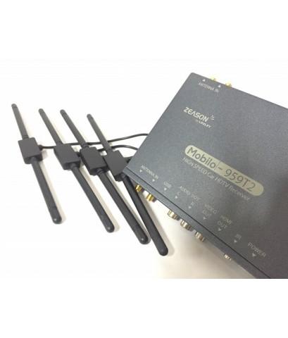 ดิจิตอลทีวี ZEASON รุ่น MOBILO-959T2 ของ ล็อกเลย์