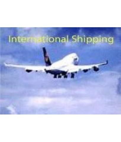 ค่าขนส่งพัสดุด่วนทางอากาศไปอังกฤษ order#000525 (kay Jeffery)