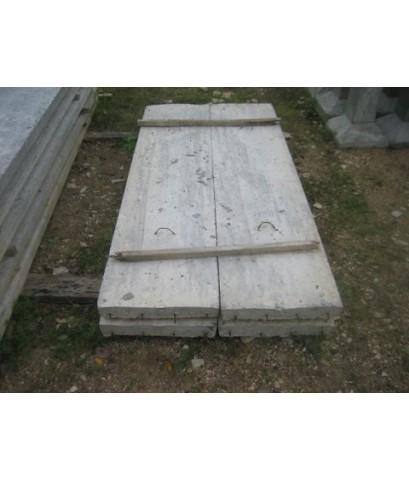 แผ่นพื้นคอนกรีตอัดแรง ขนาด 0.35 x 0.05 ยาว 1.50 เมตร