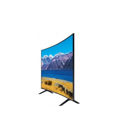 65 นิ้ว จอโค้ง 4K UHD SMART TV SAMSUNG รุ่น UA65TU8300KXXT TEL 0899800999 LINE @tvtook