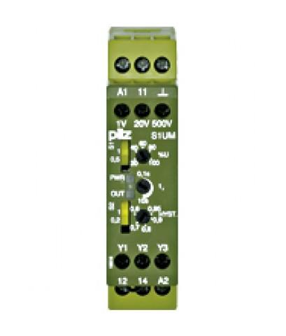 S3UM 24VDC UM 100/110VAC  Product number: 837250
