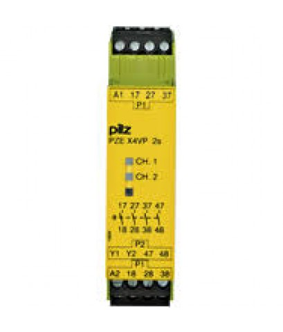 PILZ PZE X4VP C 0.5/24VDC 4n/o fix