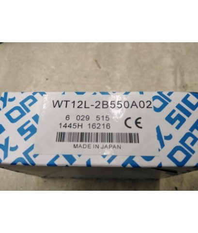 SICK PHOTO ELECTRIC SENSOR WT12L-2B550A02 ราคา 16000 บาท
