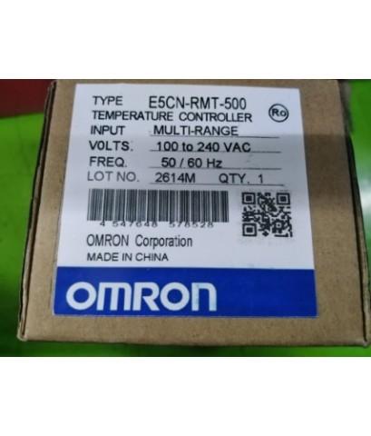OMRON E5CN-RMT-500 100-240V ราคา 3200 บาท