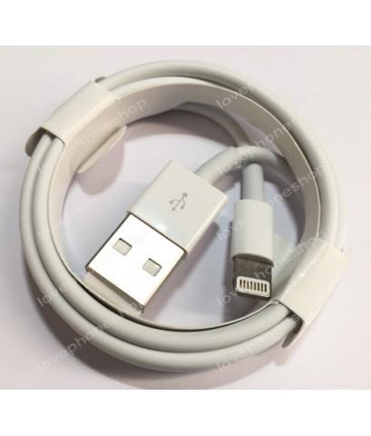 สายชาร์จ แท้ iPhone X,8/8Plus,7/7Plus, 6/6Plus 5/5S และ Ipad Lightning to USB Cable (ส่งฟรี)