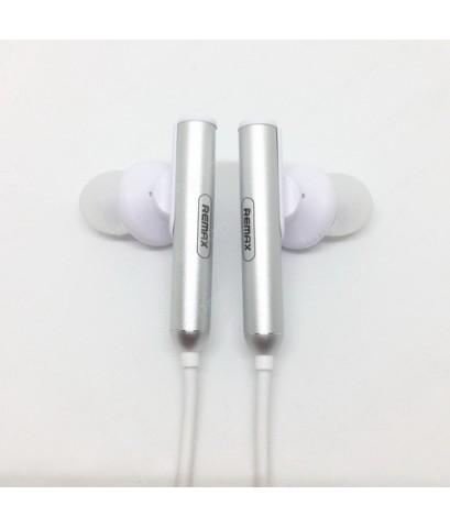 หูฟัง REMAX MAGNET SPORTS BLUETOOTH EARPHONE S9 (RB-S9) สีขาว แท้!! ส่งฟรี..