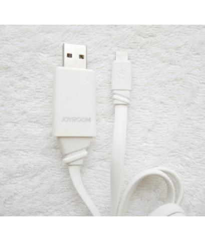 สายชาร์จ Joyroom Intelligent Data Cable สำหรับ iPhone /iPad วัดไฟได้ ตั้งเวลาตัดกระแสไฟได้ ส่งฟรี...