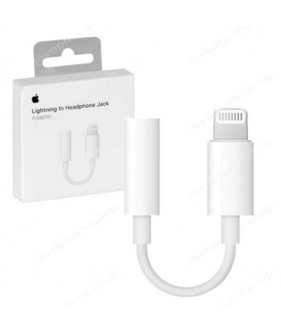 อะแดปเตอร์ Lightning to 3.5mm Headphone Jack Adapter Original Genuine ส่งฟรี !!