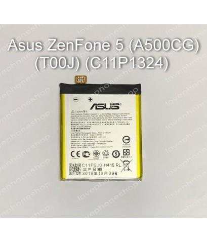 แบตเตอรี่แท้ Asus ZenFone 5 (A500CG) (T00J) รหัส C11P1324 ส่งฟรี..