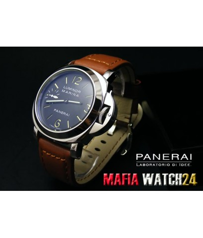 M0125 นาฬิกา Panerai Luminor Marina Pam 111.  King Size 44 mm.