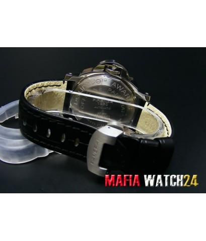 M0176 Panerai Luminor Marina Lady Size 40 mm. Automatic Mirror Image