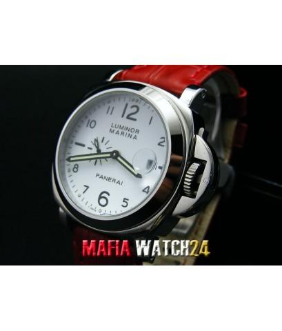 M0305 นาฬิกา Panerai Luminor Marina Lady Boy Size 40 mm. Automatic PAM049