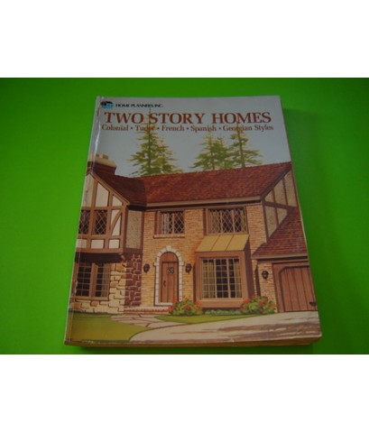 HOME PLANNERS,INC  TWO STORY HOMES