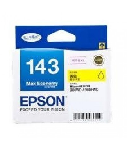 T143 EPSON 143 YELLOW INK (T143490)