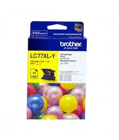 LC-77 XLM BROTHER MAGENTA INK
