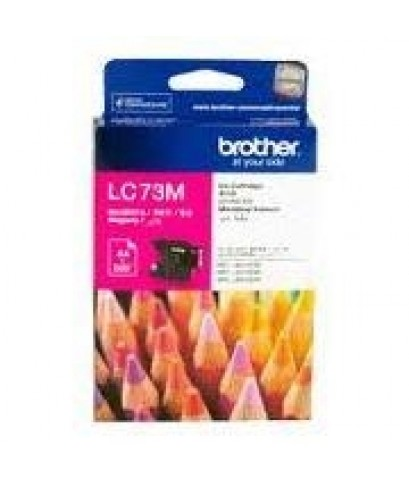 LC-73M BROTHER MAGENTA INK