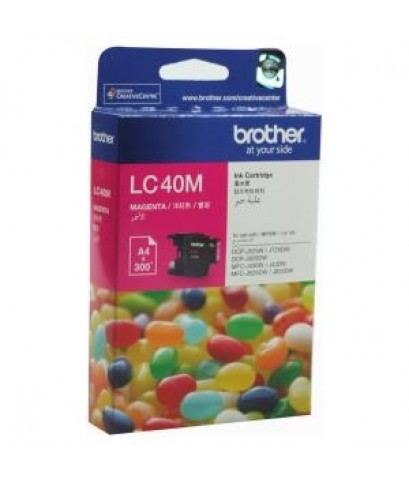 LC-40M BROTHER MAGENTA INK