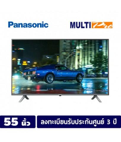 Panasonic Android TV UHD 4K ขนาด 55 นิ้ว รุ่น TH-55HX605T (ALLNEW2020)