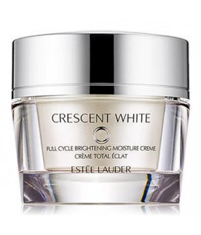 Pre-order : -30 Estee Lauder Crescent White Full Cycle Brightening Moisture Creme 50ml.
