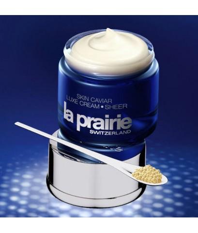 Pre-order : -35 La Prairie Skin Caviar Luxe Cream Sheer 50ml.
