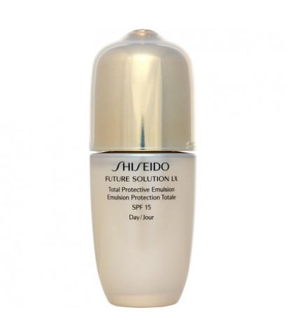 Pre-order : -30 Shiseido Future Solution LX Total Protective Emulsion SPF15 50ml.