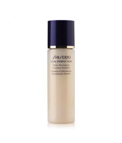 Tester : Shiseido Vital-Perfection White Revitalizing Emulsion Enriched 30ml.
