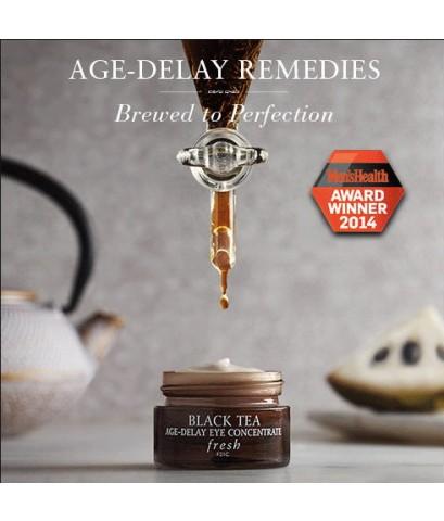 Pre-order :Fresh Black Tea Age-Delay Eye Concentrate 15ml.