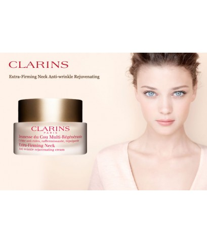 Pre-order : Clarins Extra-Firming Neck Cream 50ml.