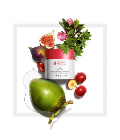 Pre-order : my CLARINS  RE-BOOST Refreshing Hydrating Cream 50ml.