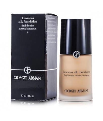 Pre-order : GIORGIO ARMANI Luminous Silk Foundation 30ml. ~ no.4