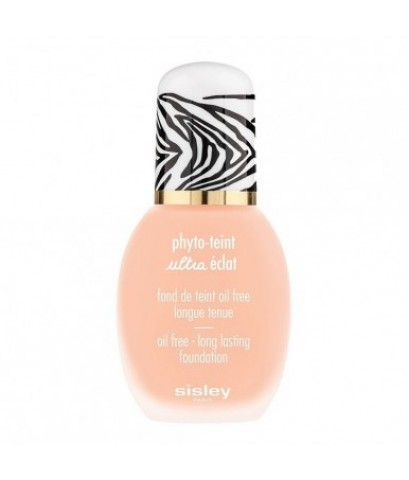 Pre-order : Sisley PHYTO-TEINT ULTRA ECLAT Radiance boosting foundation 30ml. No.1 Ivory