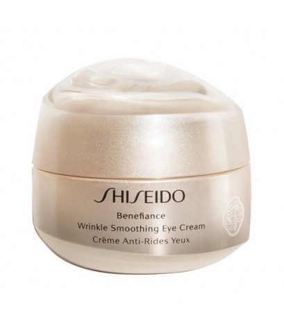 *พร้อมส่ง* Shiseido Benefiance Wrinkle Smoothing Eye Cream 15ml.