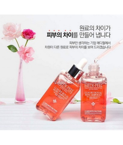 Pre-order : Medipeel Luxury Royal Rose Ampoule 100ml