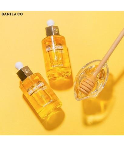 *พร้อมส่ง* BANILA CO Miss Flower and Mr. Honey Propolis Rejuvenating Ampoule 50ml.
