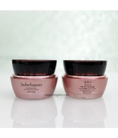 Tester : SULWHASOO Timetreasure Invigorating Cream 4ml.