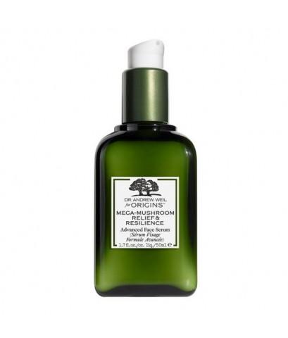 *ลดกว่า 50 เปอร์* Origins Dr.Andrew Weil Mega-Mushroom Skin Relief Advanced Face Serum 50ml.