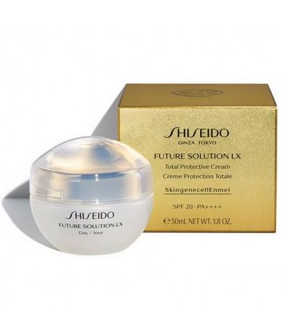 Pre-order : -30 Shiseido Future Solution LX Total Protective Cream E SPF20 50ml.