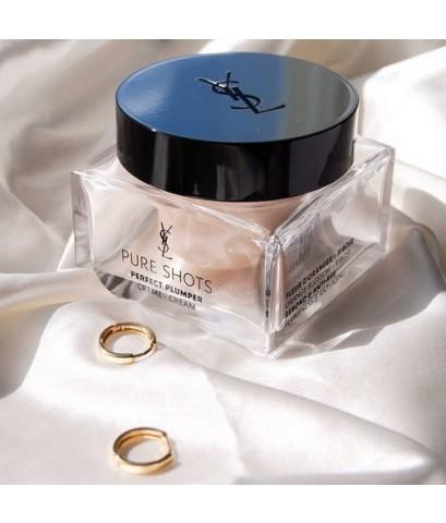 Pre-order : YSL Yves Saint Laurent Pure Shots Perfect Plumper Cream 50mL