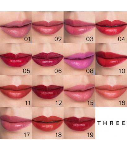 *พร้อมส่ง* THREE Lyrical Lip Bloom 6 กรัม - no.17 Diamond Windshield