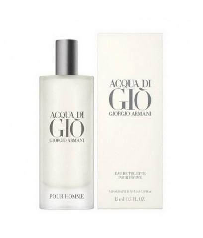 *พร้อมส่ง* Giorgio Armani Acqua Di Gio For Men Eau de Toilette 15ml.