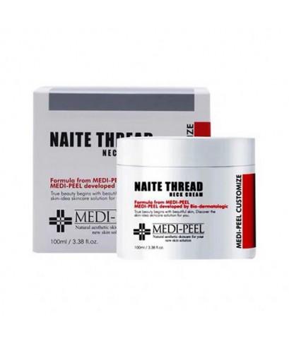 *พร้อมส่ง* MEDI-PEEL Naite Thread Neck Cream 100ml.
