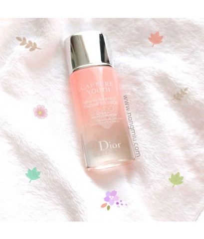 Tester : Dior Capture Youth New Skin Effect Enzyme Solution Age-Delay Resurfacing Water 50ml.